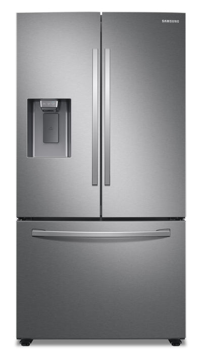 Samsung 27 Cu. Ft. French-Door with SpaceMax Technology™ - RF27T5201SR/AA | Réfrigérateur Samsung de 27 pi³ à portes françaises - RF27T5201SR/AA | RF27T52S