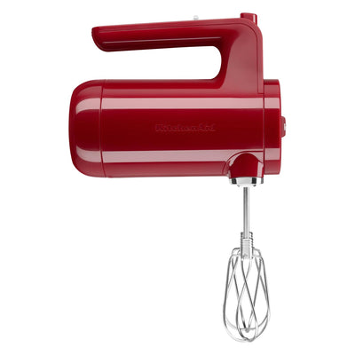 KitchenAid 7-Speed Cordless Hand Mixer - KHMB732ER - Mixer in Empire Red
