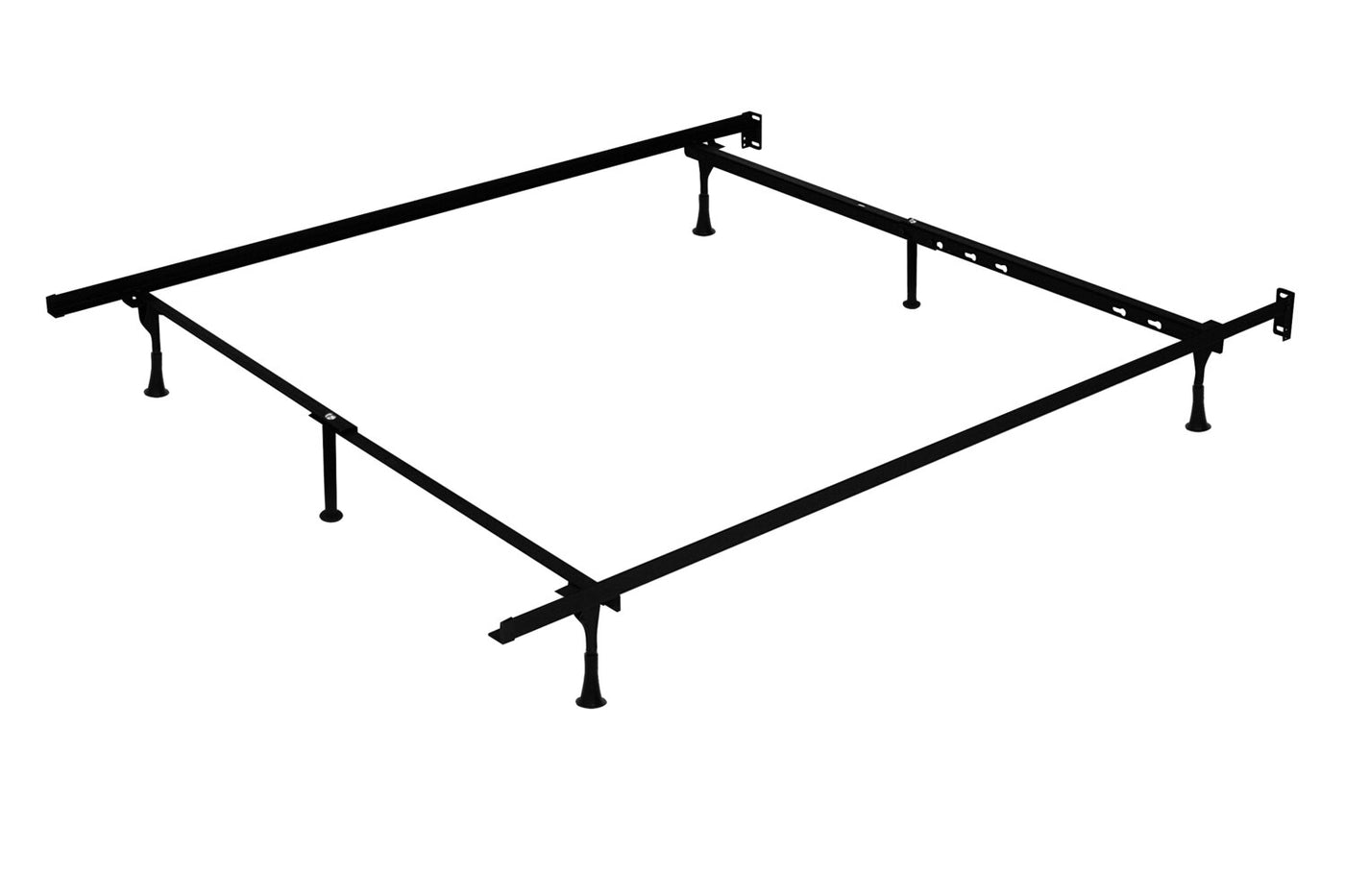 Twin Full Metal Glider Bed Frame The Brick