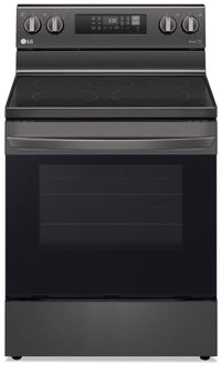 LG 6.3 Cu. Ft. Smart Convection Electric Range with Air Fry - LREL6323D