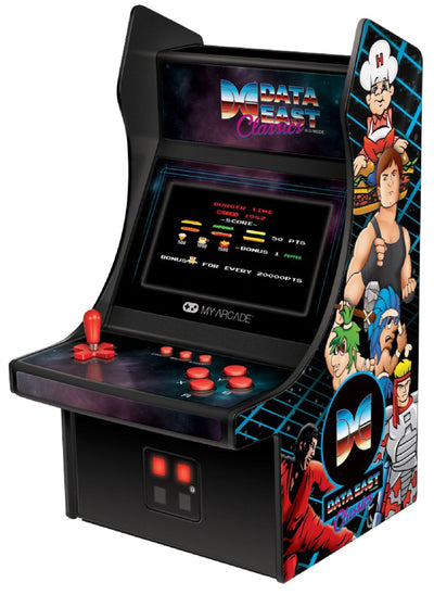Pro Line Sports Arcade Cabinet - My Arcade Data East™ Mini Player™ Arcade
