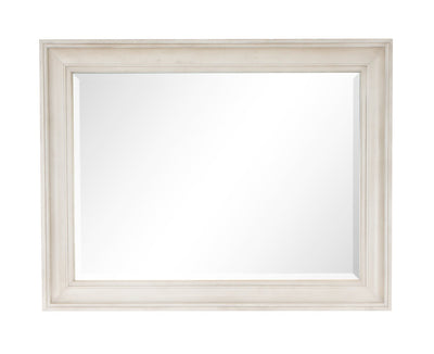 Calistoga Mirror - White | Miroir Calistoga - blanc | CALIW0MR