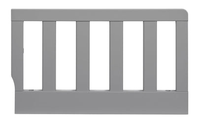 Harper Guard Rail - Dove Grey - Traditional style Bed Rails in Dove Grey Solid Woods