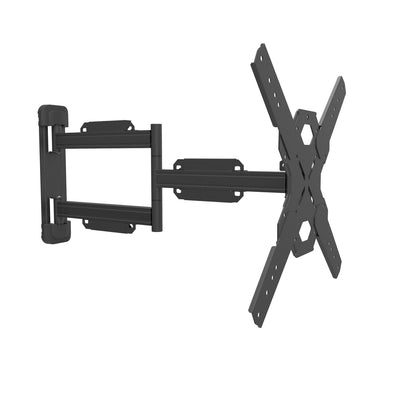 "Kanto PS400 Full Motion TV Wall Mount with 27"" Extension for 30"" to 70"" TVs 