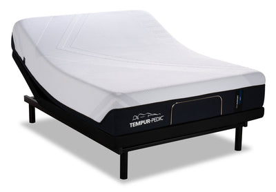 TEMPUR®-ProSupport 2.0 Queen Mattress with Reflexion® by Sealy Pulse Adjustable Base | Matelas TEMPUR-ProSupport 2.0 pour grand lit avec base ajustable Reflexion Pulse de Sealy  | PS2PADQP