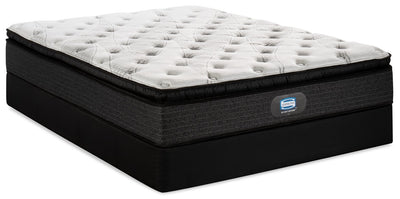 Simmons Do Not Disturb Leeds Pillowtop Queen Mattress Set