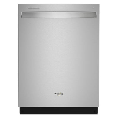 Whirlpool Top-Control Dishwasher with Third Rack - WDT750SAKZ - Dishwasher in Fingerprint Resistant Stainless Steel