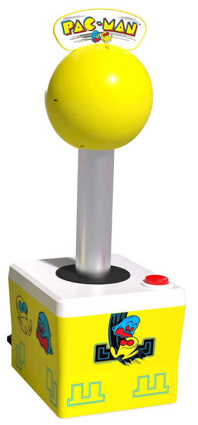 Straight Forward Sales Arcade Cabinet - Arcade1Up Wireless Pac-Man™ Giant Joystick