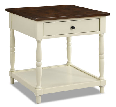 Regan End Table | Table de bout Regan | REGANETB