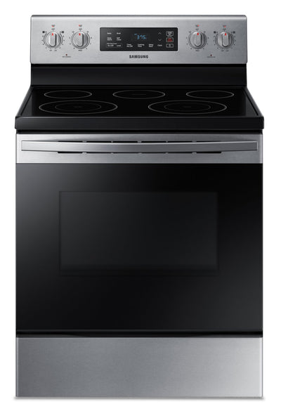 Samsung 5.9 Cu. Ft. Freestanding Electric Range - NE59T4311SS/AC - Electric Range in Silver