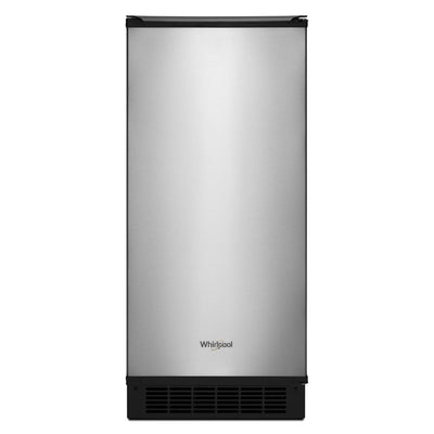 "Whirlpool 15"" Icemaker with Clear Ice Technology - WUI95X15HZ 