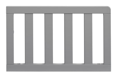 Emerson Guard Rail - Dove Grey - Traditional style Bed Rails in Dove Grey Solid Woods