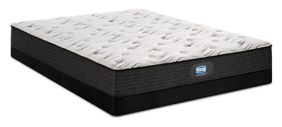 Simmons Do Not Disturb Tristan Low-Profile Twin Mattress Set
