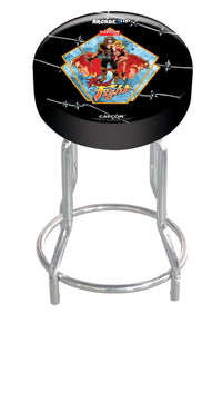 Arcade1Up Fully Licensed Adjustable Arcade Stool - Final Fight