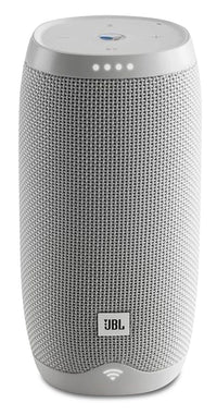 JBL Link 10 Smart Speaker with Built-In Google Assistant - JBLLINK10WHTCA