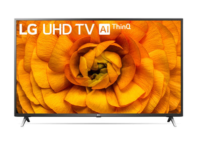 "LG Electronics Television - LG 65"" UN85 120hz A7 4K UHD TV with ThinQ AI - 65UN8500AUJ.ACC"