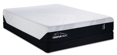 TEMPUR-Support 2.0 Medium Low-Profile Queen Mattress Set | Ensemble matelas à profil bas TEMPURMD-Support 2.0 Medium pour grand lit | SPMD2LQP