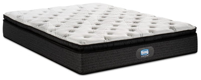 Simmons Do Not Disturb Leeds Pillowtop Queen Mattress | Matelas à plateau-coussin Leeds Do Not DisturbMD de Simmons pour grand lit | SDNDLDQM