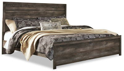Sawyer King Bed | Très grand lit Sawyer | SAWYGKBD