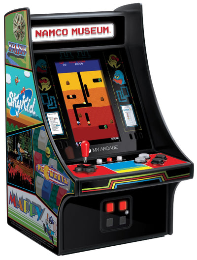 Pro Line Sports Arcade Cabinet - My Arcade NAMCO MUSEUM™ Mini Player™ Arcade