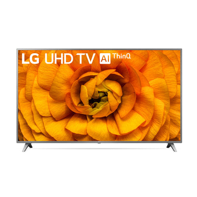 "LG Electronics Television - LG 75"" UN85 120hz A7 4K UHD TV with ThinQ AI - 75UN8570AUD.ACC"