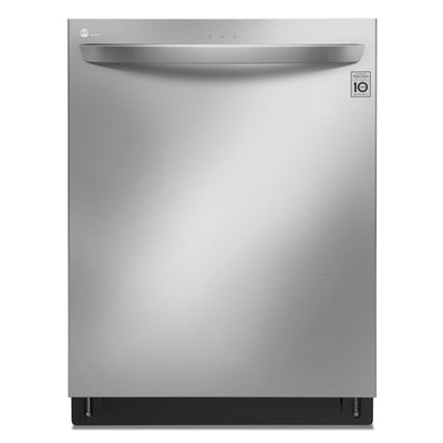 LG Wi-Fi Enabled Dishwasher with QuadWash and TrueSteam – LDT7808SS