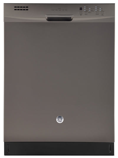 GE Tall-Tub Built-In Dishwasher – GBF630SMLES - Dishwasher in Slate