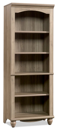 Harbor View Bookcase – Salt Oak