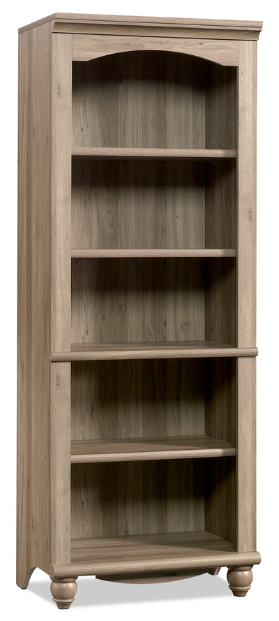 Harbor View Bookcase – Salt Oak|Bibliothèque Harbor View – chêne salé|HARSABKC