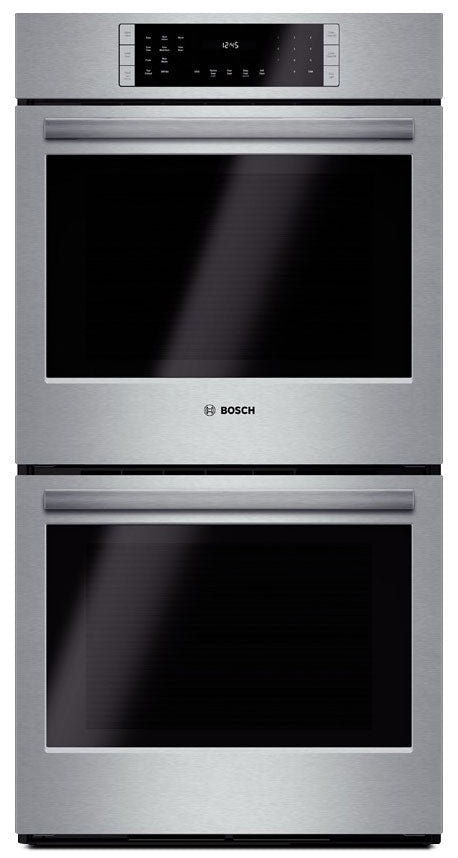 "Bosch® 27"" Double Wall Oven - Stainless Steel
