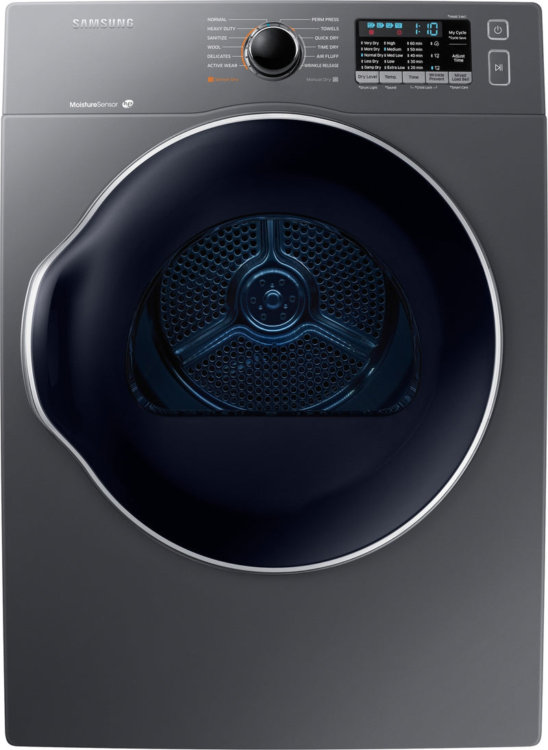 Samsung 4.0 Cu. Ft. Electric Steam Dryer – DV22K6800EX/AC|Sécheuse électrique à la vapeur Samsung de 4,0 pi3 – DV22K6800EX/AC