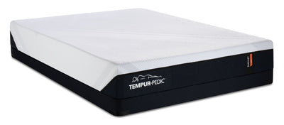 TEMPUR-Support 2.0 Firm Low-Profile Full Mattress Set