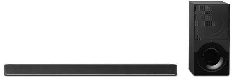 Sony HT-X9000F 2.1 Channel Soundbar and Wireless Subwoofer – 300 W|Barre de son à 2.1 canaux et caisson d'extrêmes graves sans fil de Sony HT-X9000F - 300 W|HTX9000F