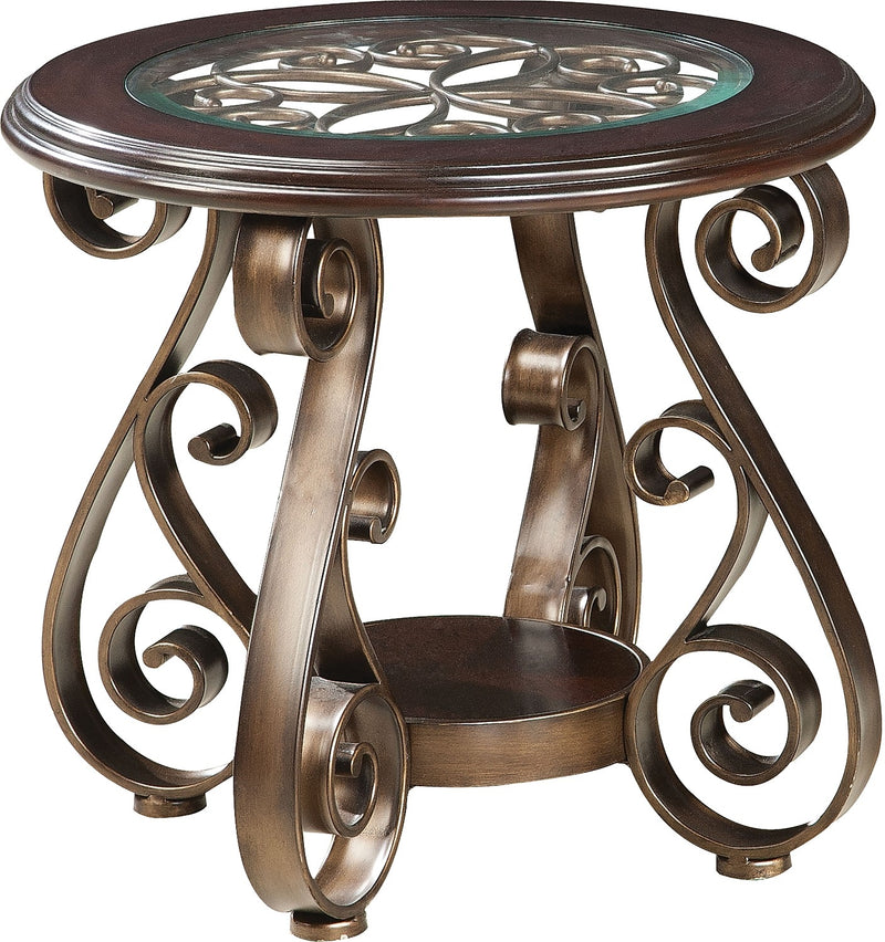 Bombay End Table|Table de bout Bombay