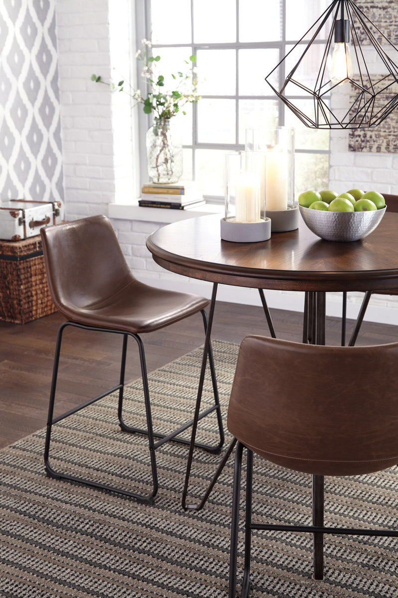 Centiar Counter Height Dining Table The Brick