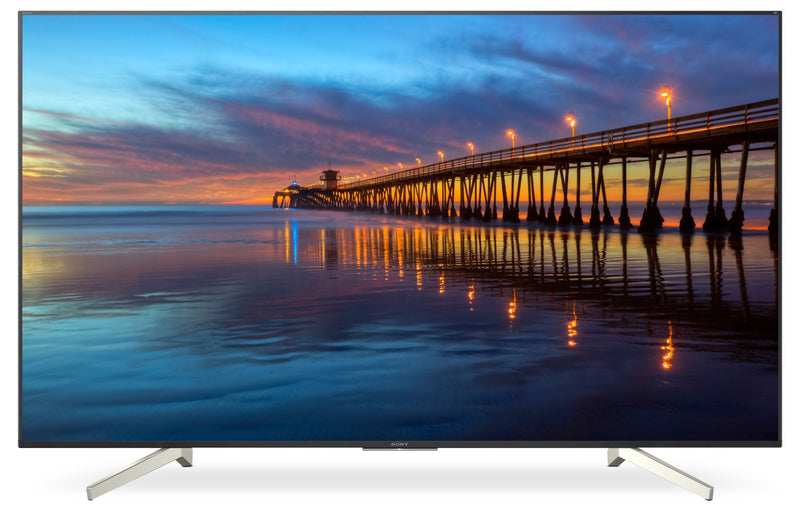 "Sony 85"" X850F 4K UHD Android Television