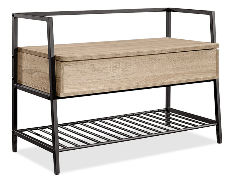 North Avenue Storage Bench|Banc de rangement North Avenue