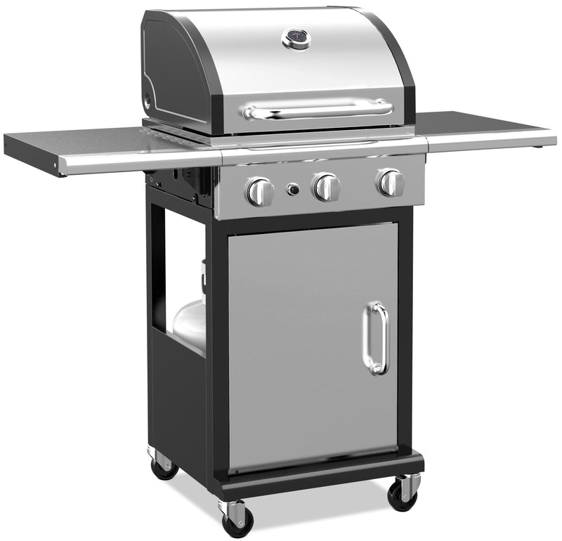 Grill Chef 36,000 BTU Propane Gas Barbecue|Barbecue à gaz propane Grill Chef de 36 000 BTU