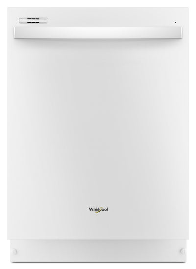 "Whirlpool 24"" Built-In Dishwasher with Sensor Cycle – WDT710PAHW