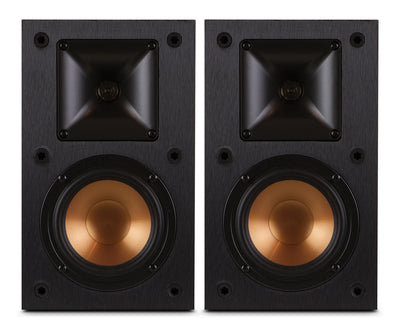 Klipsch® 200W R-14M Monitor Speaker – Set of 2|Haut-parleurs moniteurs R-14M 200 W de Klipsch - ensemble de 2|R14M