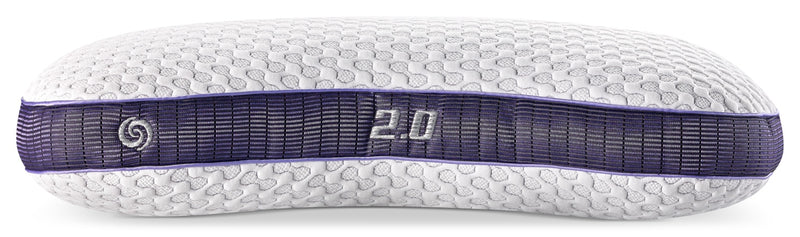 Bedgear™ M1X Performance Pillow® – Back Sleeper|Oreiller de performance M1X BedgearMC - dormeur sur le dos