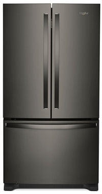 Whirlpool® 25 Cu. Ft. French-Door Refrigerator with Internal Water Dispenser – WRF535SWHV