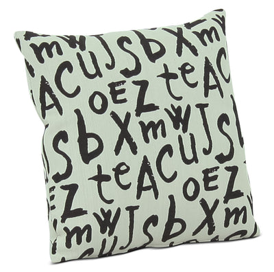 Designed2B Fabric Accent Throw Pillow – Ebony