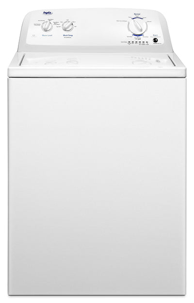 Inglis 4.0 Cu. Ft. Top-Load Washer – ITW4871FW - Washer in White
