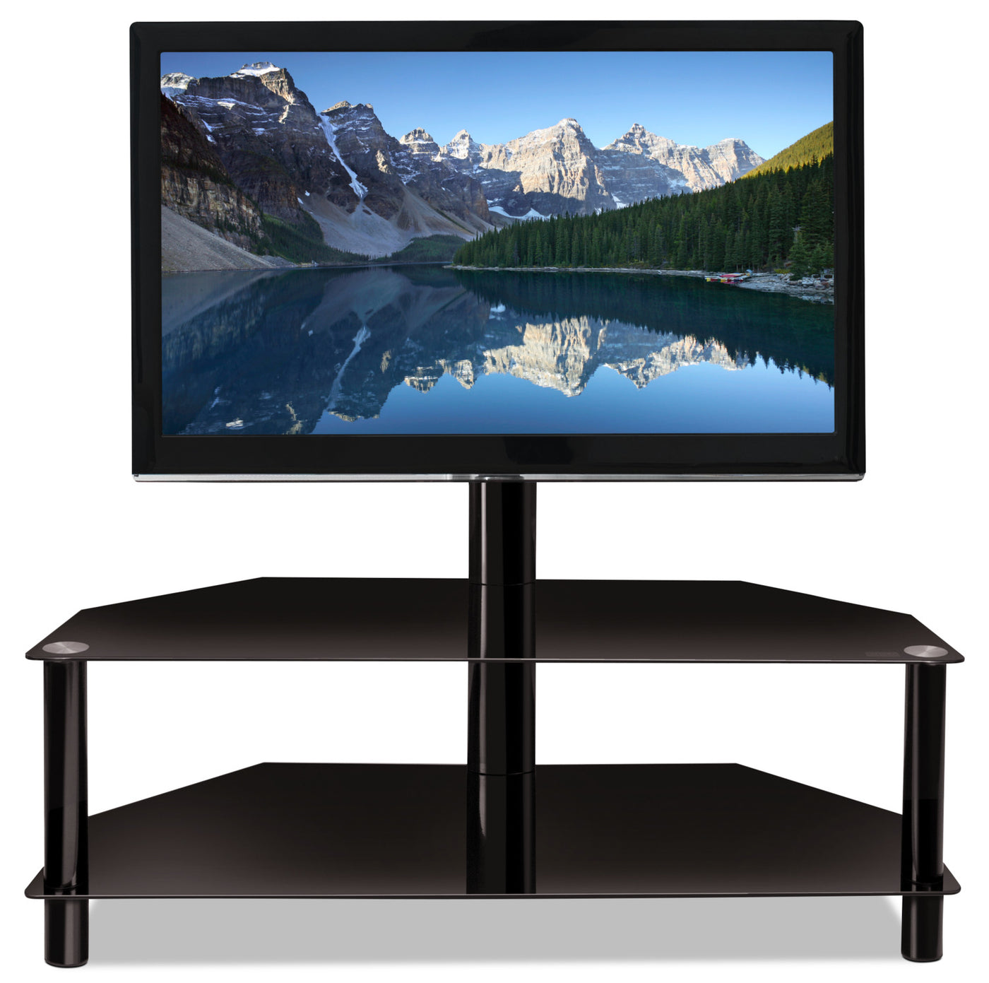 Bello 52 Tv Stand With Tv Mount The Brick