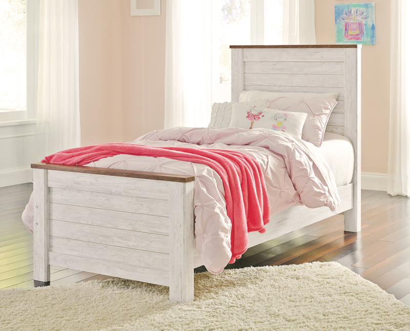 Willowton Twin Bed The Brick
