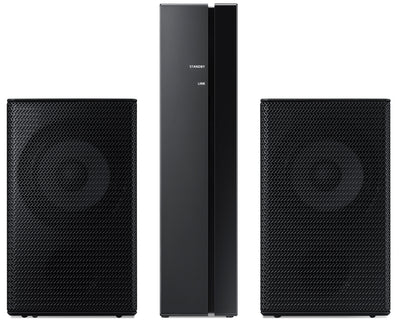 Samsung Speaker - Samsung Sound+ Soundbar Wireless Rear Speaker Kit