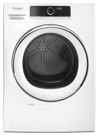 Whirlpool 4.3 Cu. Ft. True Ventless Heat Pump Compact Dryer – YWHD5090GW - Dryer in White