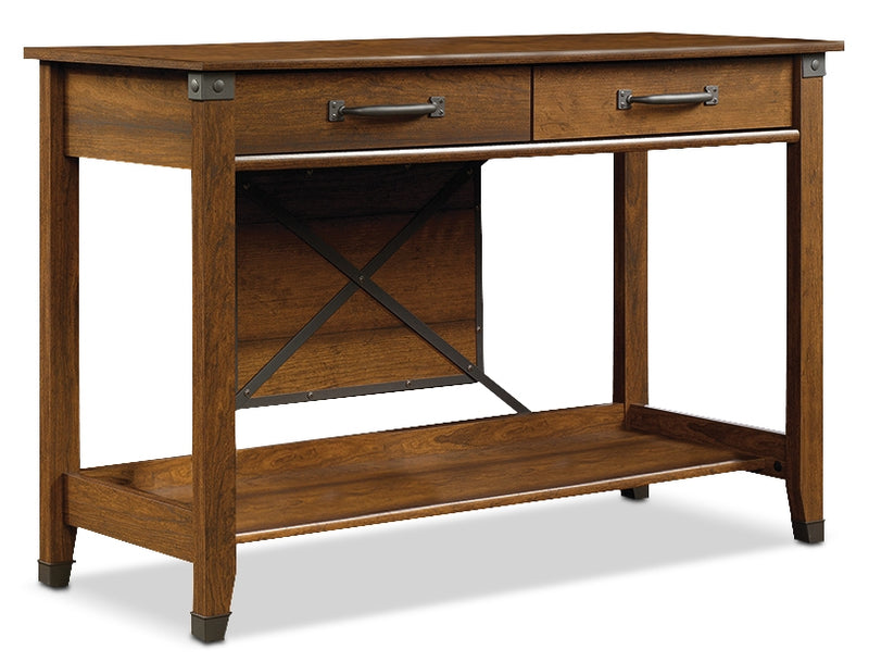 Carson Forge Sofa Table – Washington Cherry|Table de salon Carson Forge – cerisier de Washington