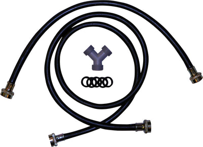 Whirlpool Hose Kit for Steam Dryer – W10044609A|Ensemble de tuyaux pour sécheuse à la vapeur Whirlpool – W10044609A|W1004460